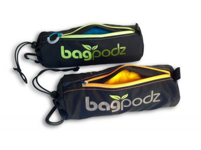 Bagpodz Grocery Bags Carry Pouch