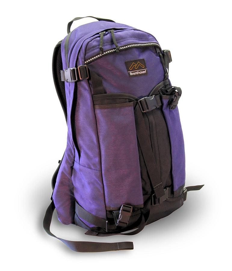 Brenthaven Baker Hiking Backpack Custom Prototype