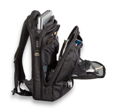 Brenthaven Duo Computer Backpack