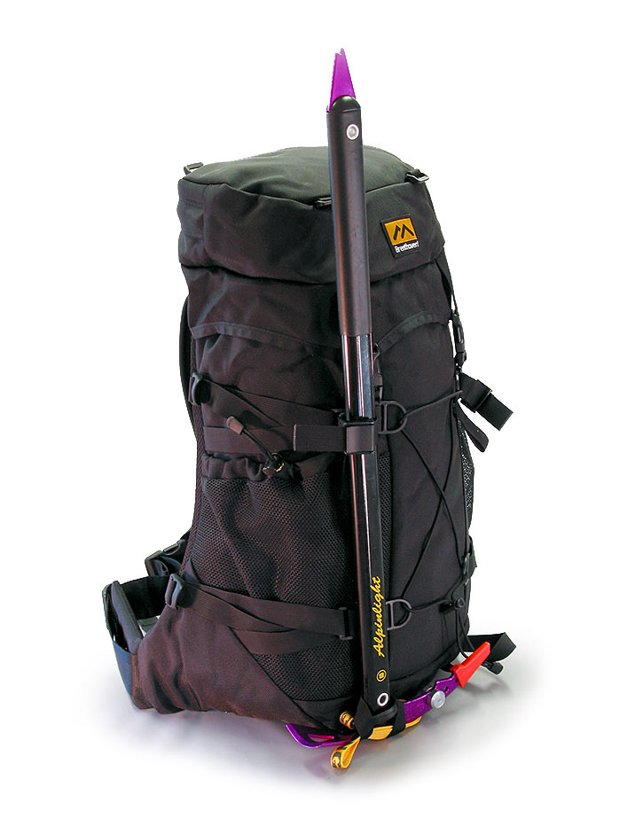 Brenthaven Rainier Climbing Backpack Custom Prototype