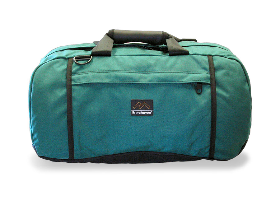 Brenthaven Travel Duffel Bag Custom Prototype
