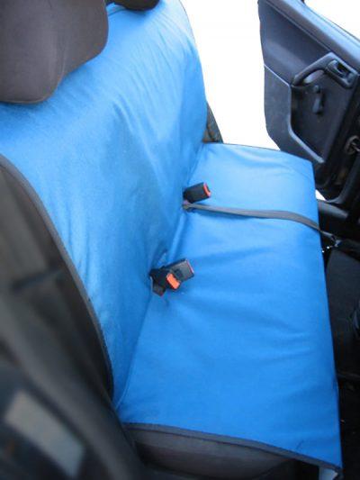 Car Seat Cover Custom Prototype