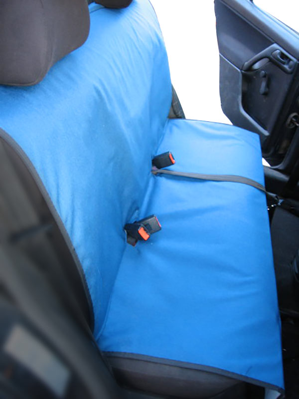Car Seat Cover Custom Prototype