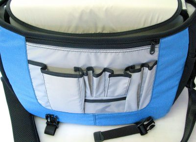 Messenger Bag Prototype Detail
