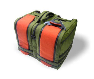 Multi-compartment Sports Gear BagCustom Prototype