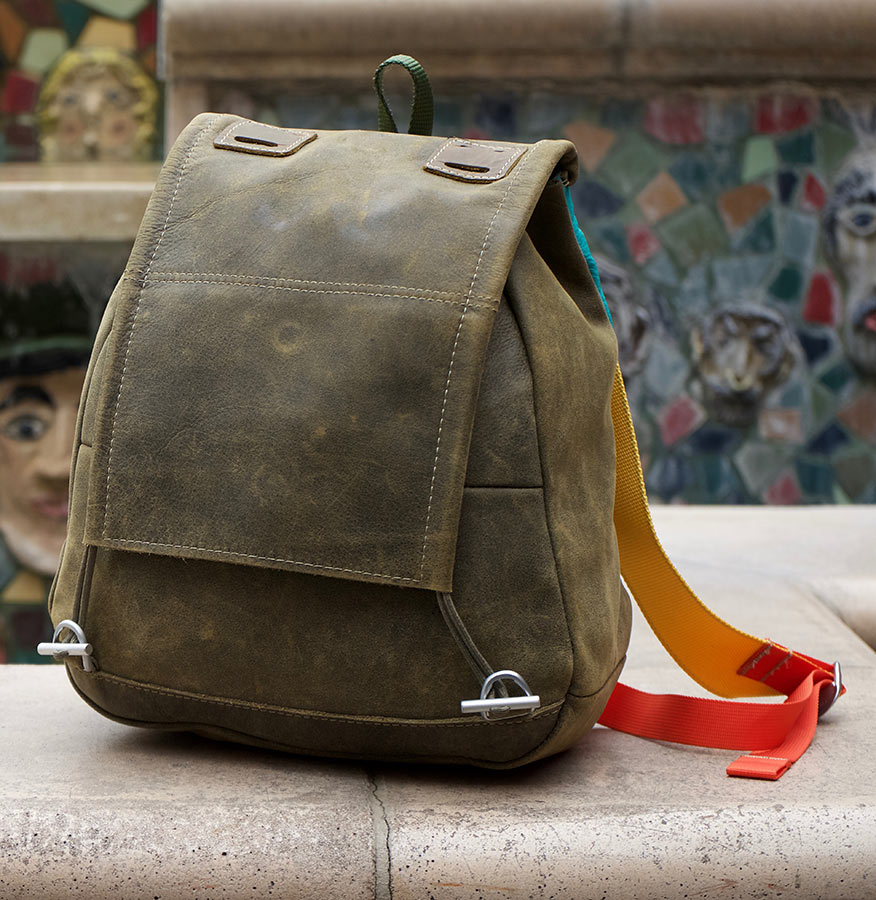 Retro Urban Pack – Front