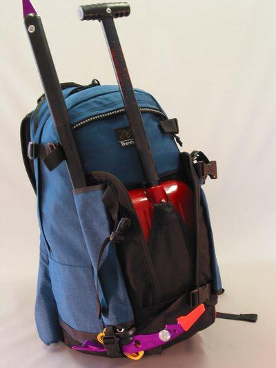 Shuksan Ice Axe Pack Custom Prototype