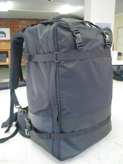 Travel Luggage Backpack Custom Prototype