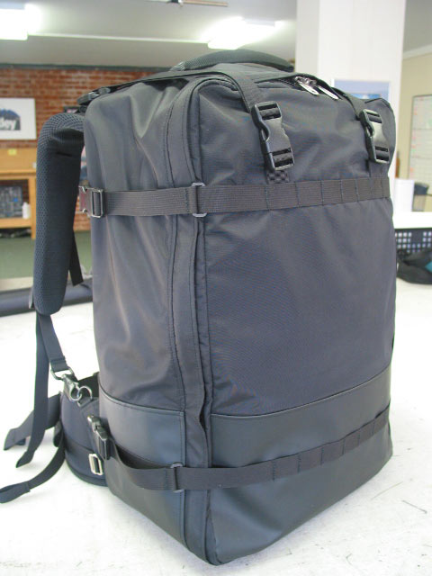 Travel Luggage Backpack Custom Prototype