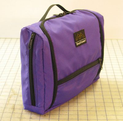 Travel Toiletries Kit Custom Prototype
