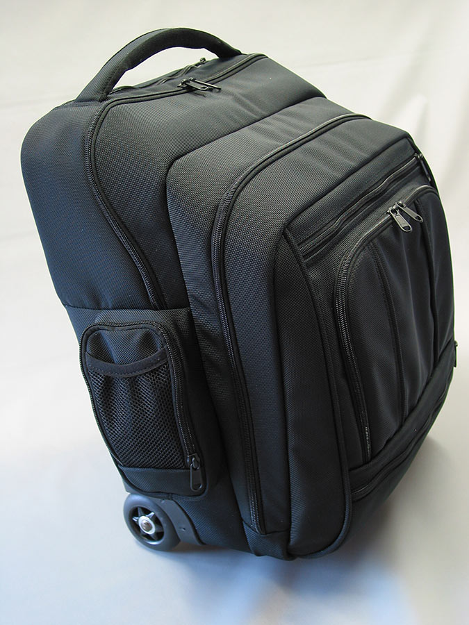 Wheeled Case Custom Prototype – Front