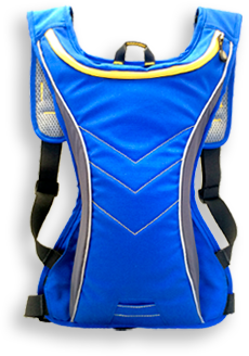 Aquakara Hydration Pack Custom Prototype